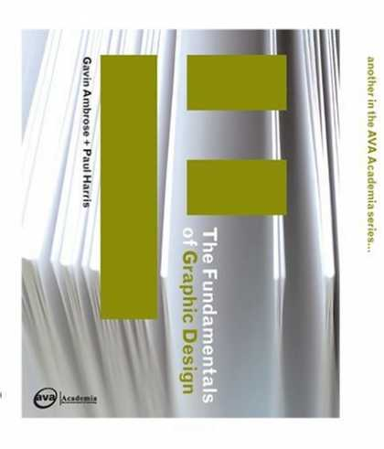 Design Books - The Fundamentals of Graphic Design (Fundamentals (Ava))