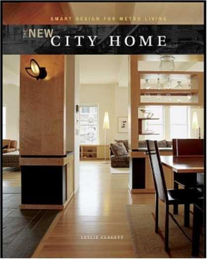 Design Books - The New City Home: Smart Design for Metro Living