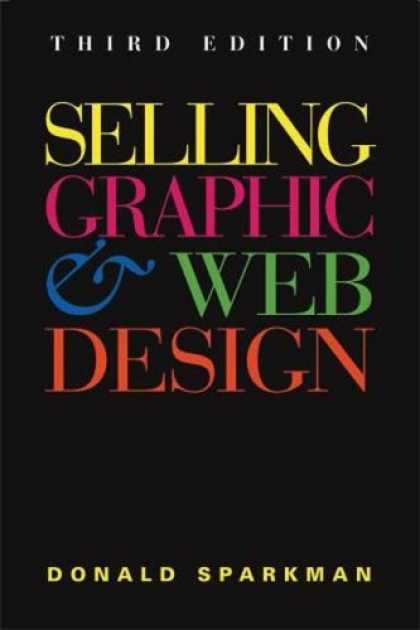 Design Books - Selling Graphic and Web Design