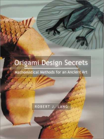Design Books - Origami Design Secrets: Mathematical Methods for an Ancient Art