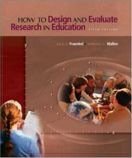 Design Books - How to Design and Evaluate Research in Education with Student CD, Workbook, and