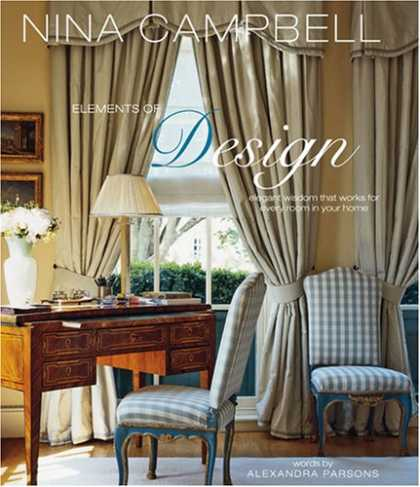 Design Books - Elements of Design: Elegant Wisdom That Works for Every Room in Your Home