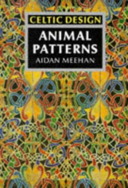 Design Books - Celtic Design: Animal Patterns