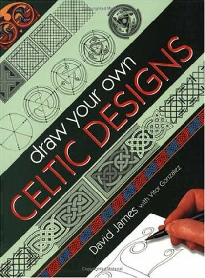 Design Books - Draw Your Own Celtic Designs
