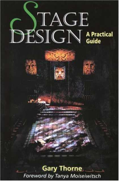 Design Books - Stage Design: A Practical Guide