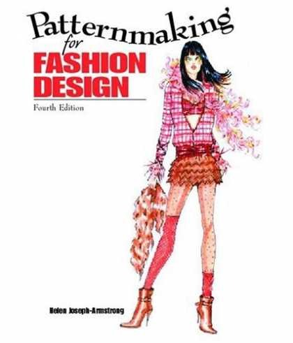 Design Books - Patternmaking for Fashion Design and DVD Package