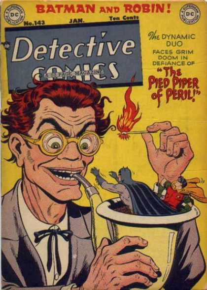 Detective Comics 143 - Jim Mooney