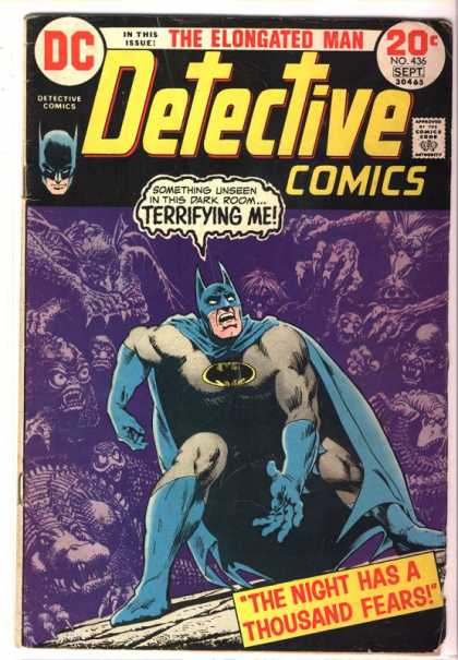 Detective Comics 436 - Batman - Nick Cardy