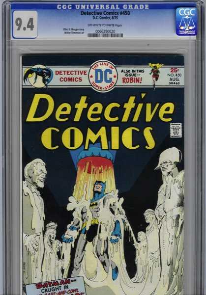 Comic Covers 450-2