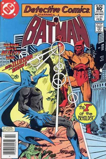 Detective Comics 511 - Dick Giordano, Richard Buckler