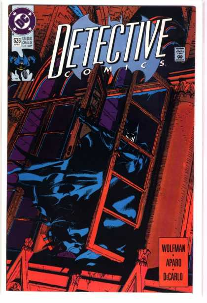 Detective Comics 628 - Michael Golden
