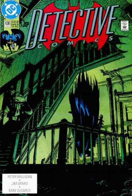 Detective Comics 630 - Michael Golden