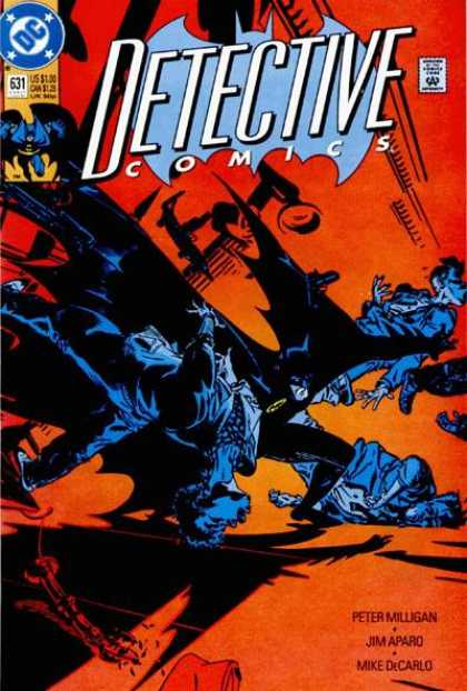 Detective Comics 631 - Batman - Michael Golden
