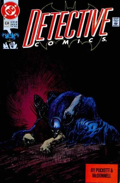 Detective Comics 634 - Batman