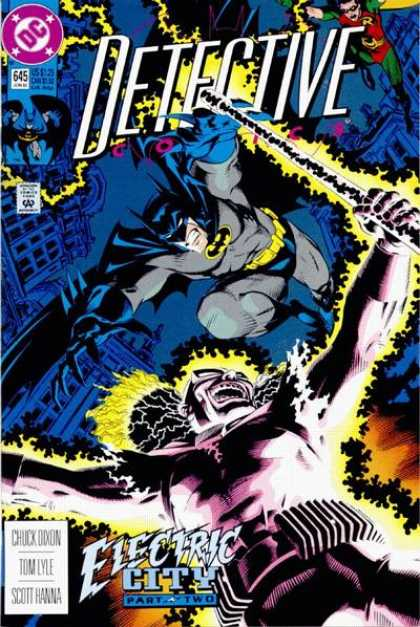 Detective Comics 645 - Batman - Michael Golden