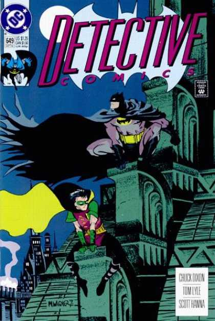 Detective Comics 649 - Batman - Matt Wagner
