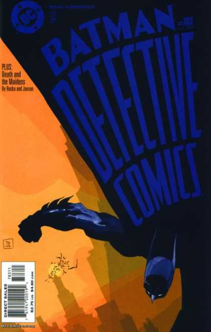 Detective Comics 783 - Batman - Mark Chiarello, Tim Sale