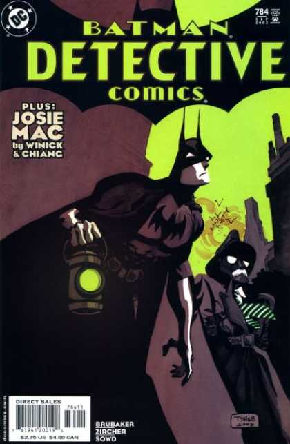 Detective Comics 784 - Mark Chiarello, Tim Sale