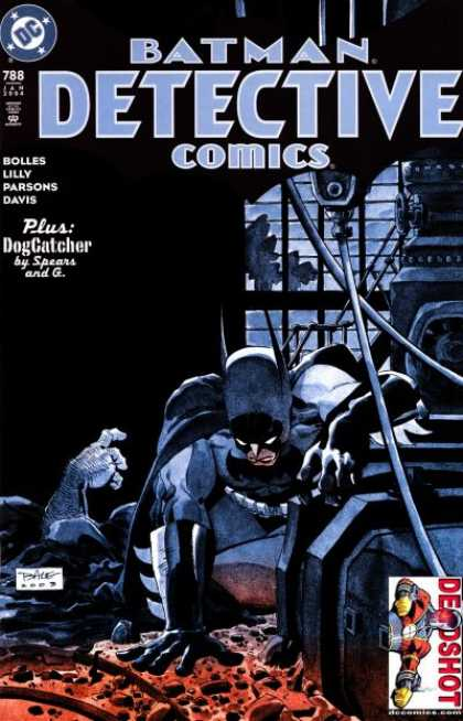 Detective Comics 788 - Batman - Tim Sale