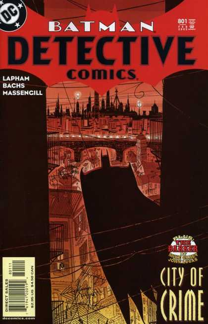 Detective Comics 801 - David Lapham