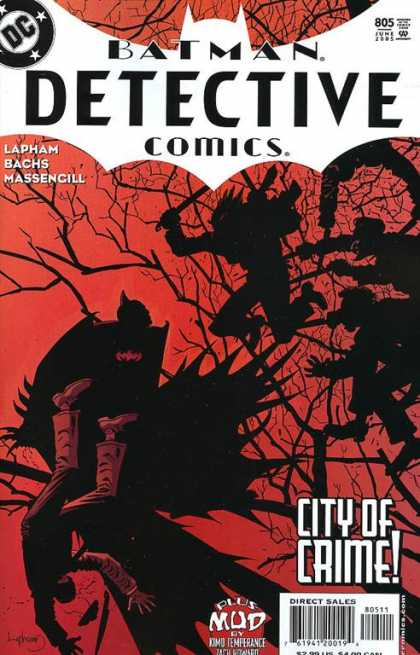 Detective Comics 805 - David Lapham