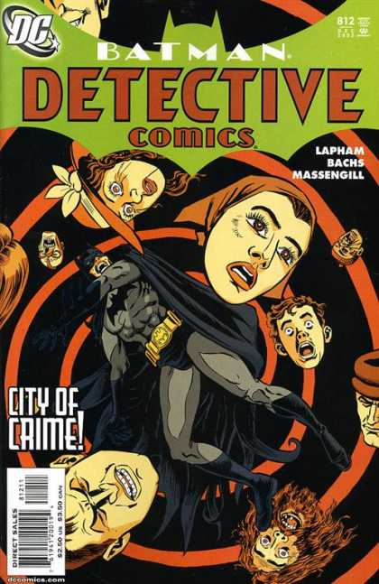 Detective Comics 812 - David Lapham