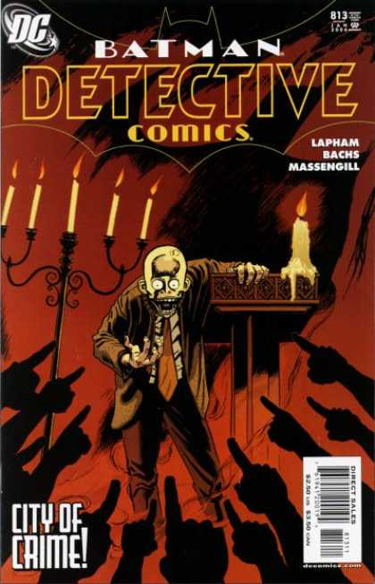 Detective Comics 813 - David Lapham