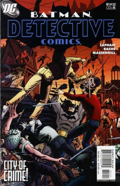 Detective Comics 814 - Batman - David Lapham