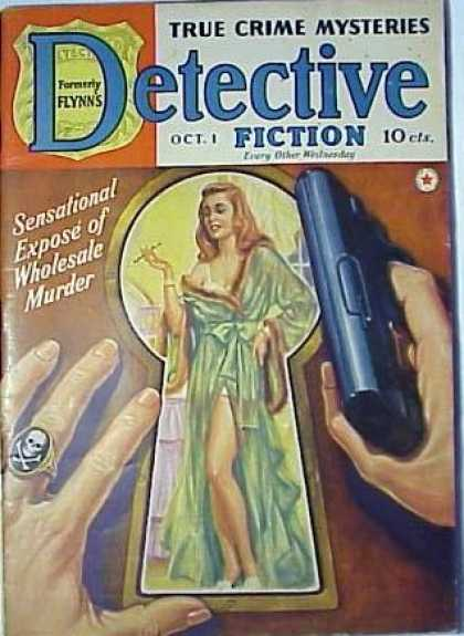 Detective Fiction 1