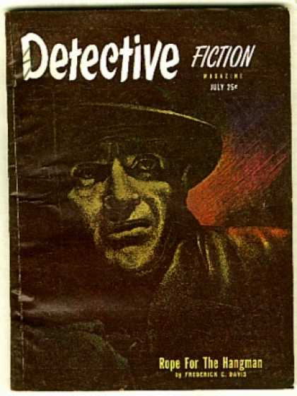 Detective Fiction 12
