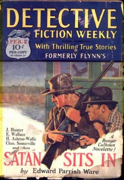 Detective Fiction 14