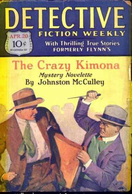 Detective Fiction 16