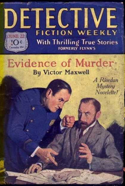 Detective Fiction 18