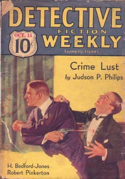 Detective Fiction 19