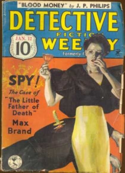 Detective Fiction 25