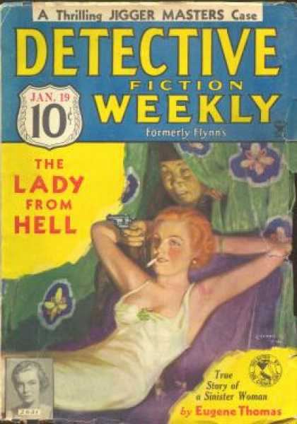 Detective Fiction 26