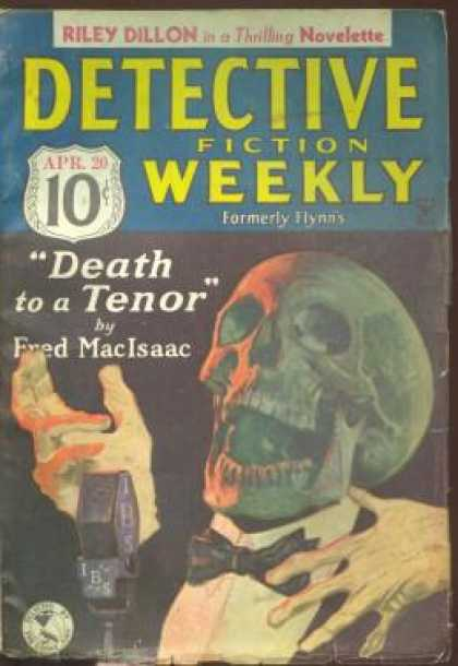 Detective Fiction 28