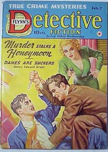 Detective Fiction 3