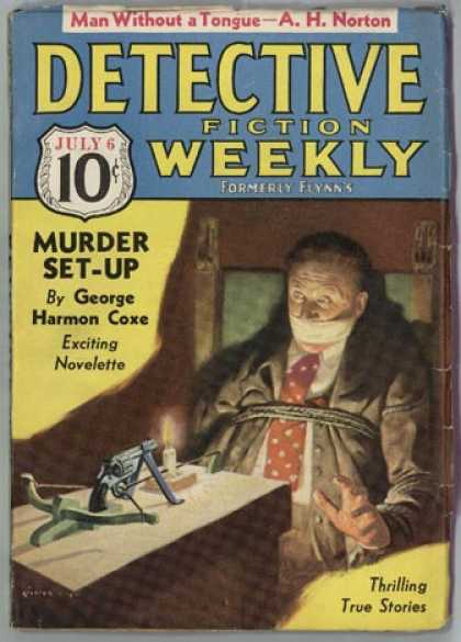 Detective Fiction 31