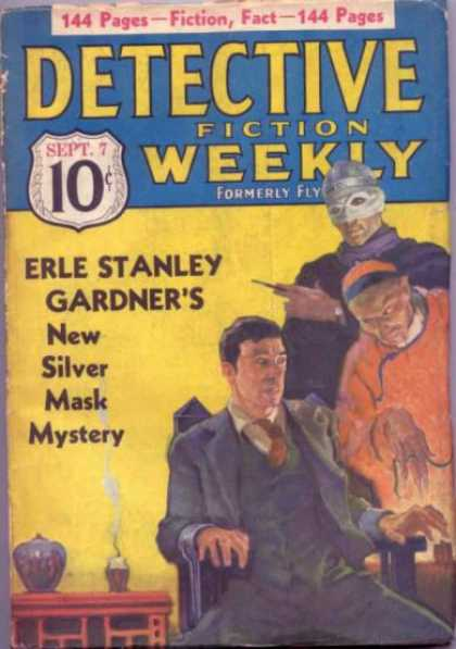 Detective Fiction 32