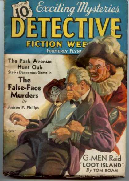 Detective Fiction 33