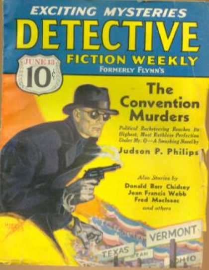 Detective Fiction 35
