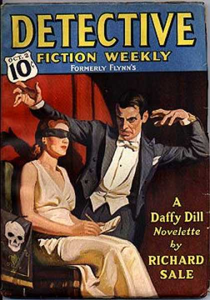 Detective Fiction 36