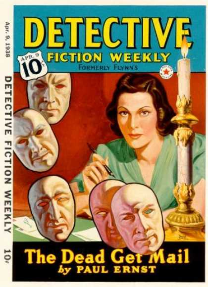 Detective Fiction 38