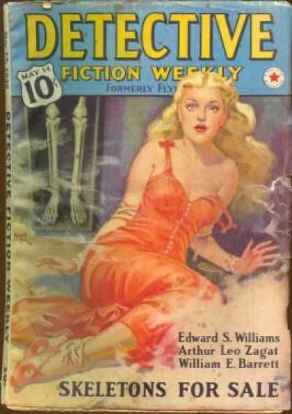 Detective Fiction 39