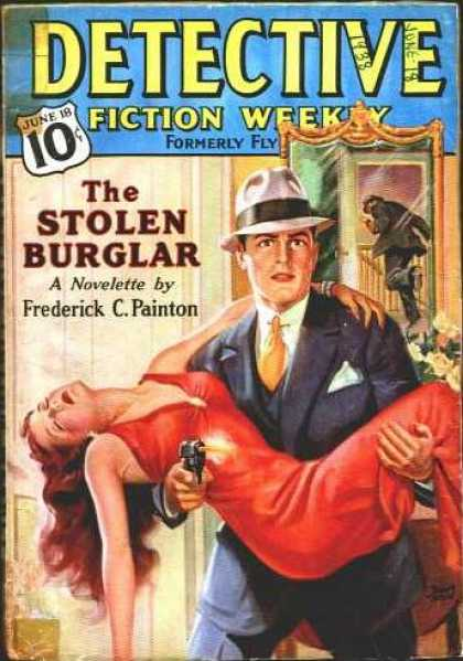 Detective Fiction 40