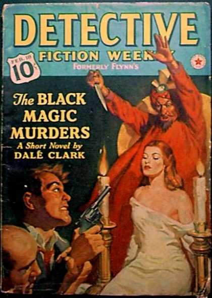 Detective Fiction 44
