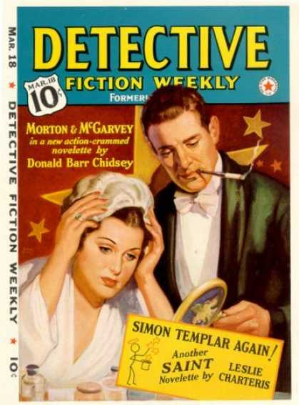 Detective Fiction 45