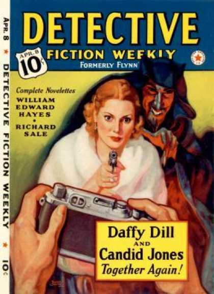 Detective Fiction 46