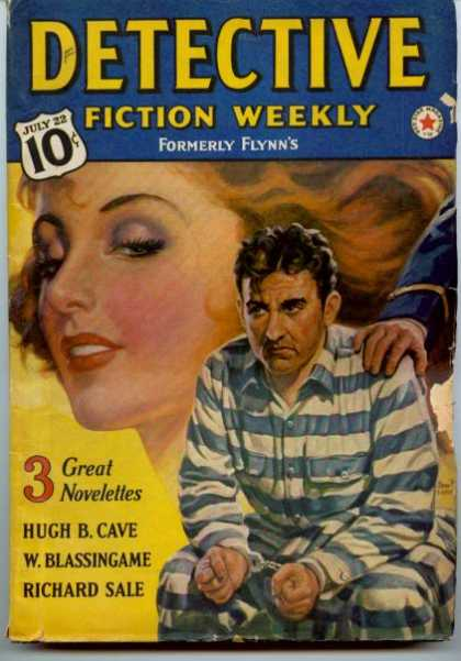 Detective Fiction 48